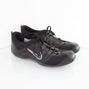 NIKE AIR Dance Cheer Shoes Size 6.5 Black